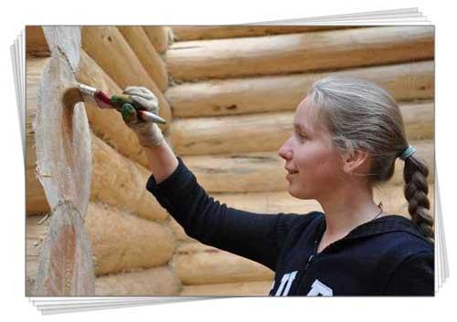 захист деревени від шкідників