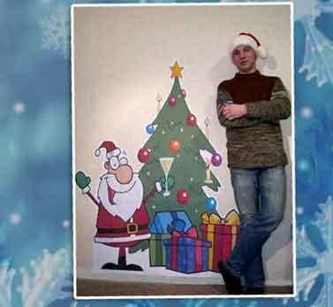 новорічна ялинка своїми руками фото відео