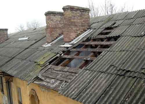 коли починати покрівлю даху