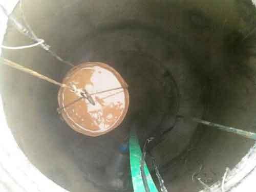 як очистити воду у колодязі
