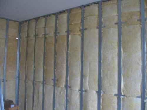 утеплення стін будинку мінвата мінеральна вата