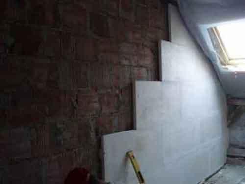 внутрішнє утеплення стін пінопласт