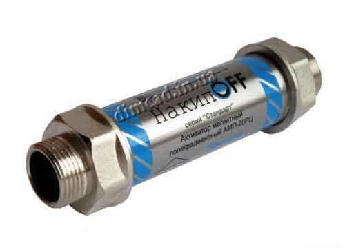 магнітний фільтр для очищення води