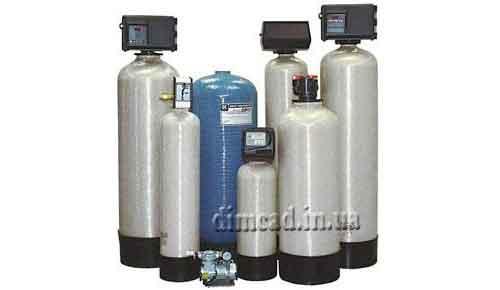 сорбційні вугольні фільтри для очищення води