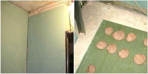 стіна з гіпсокартону фото відео