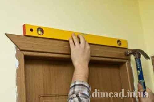 лиштва для дверей. Як встановити налічники на двері
