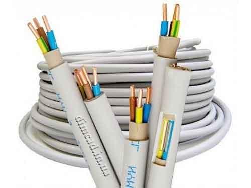 електро проводка тип проводки за кольором прокладання електропроводки