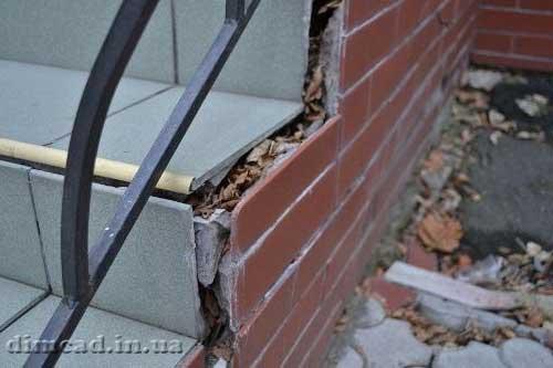 ганок найпоширеніші помилки при будівницві