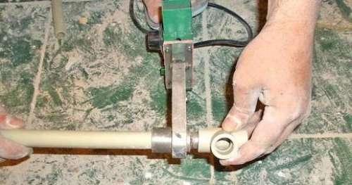 заміна труб водопостачання і заміна водопровідних труб