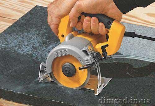 як вибрати для дому електричний плиткоріз