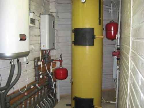 парапетні газові котли опалення
