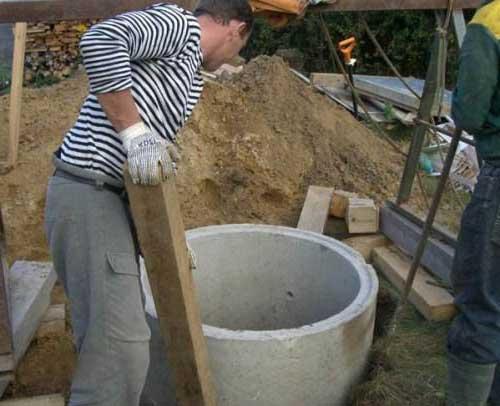 викопати колодязь