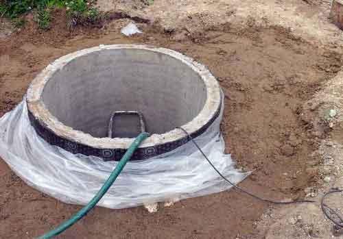 викопати криницю колодязь