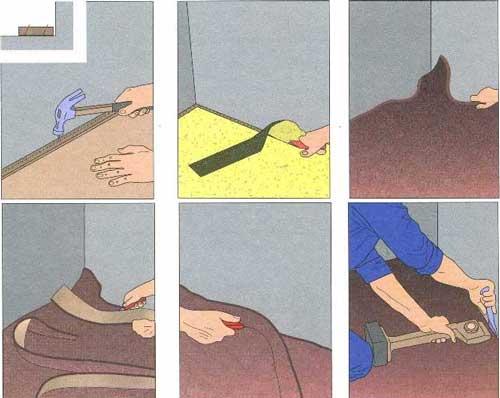 купити ковролін на підлогу