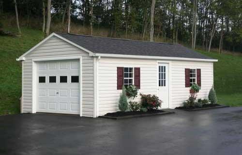 опалення гаража