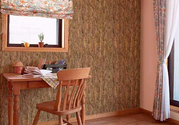 натуральні шпалери японський тропічний стиль