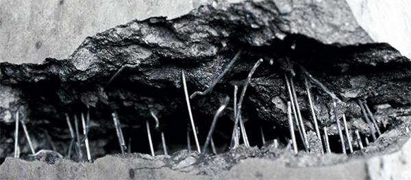 Що таке фібра для бетону фото