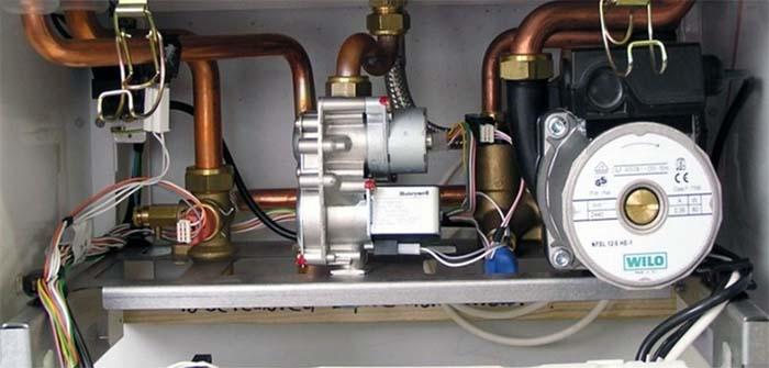 обслуговування газових котлів