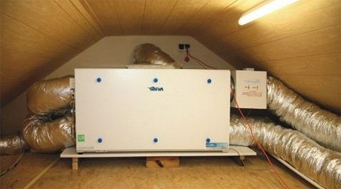 Теплогенератори для повітряного опалення фото