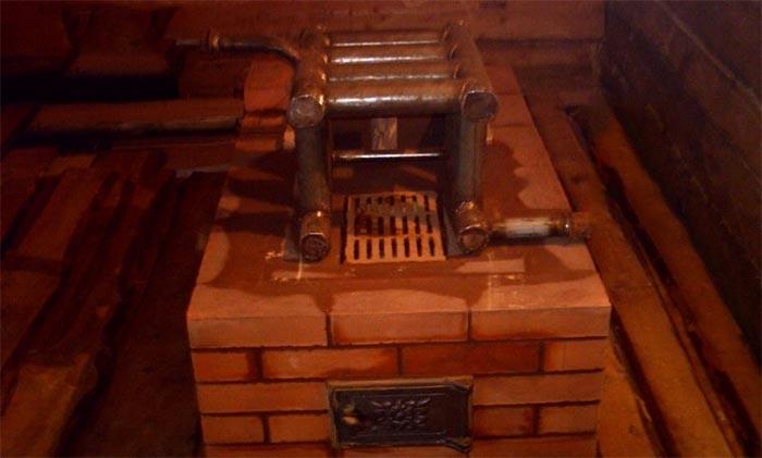 Котел дровяной для водяного отопления своими руками 3