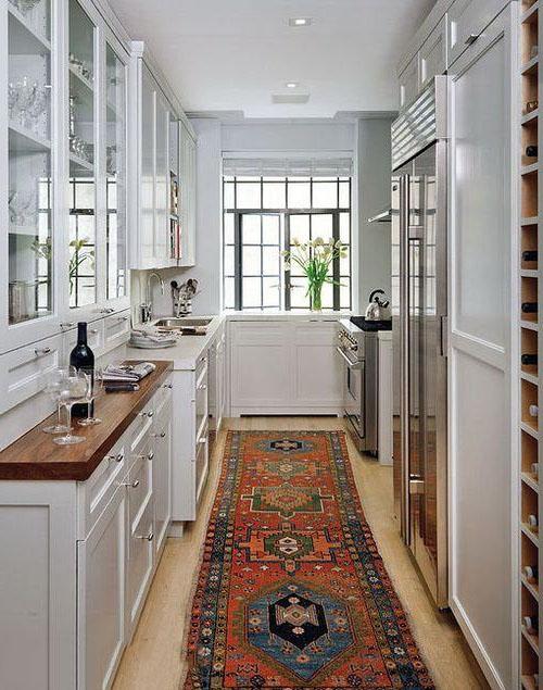 кухні маленькі фото