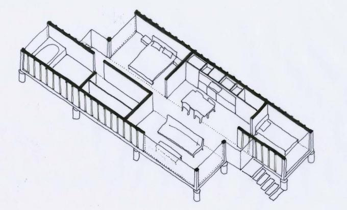 розробка проекту будинку із морських контейнерів