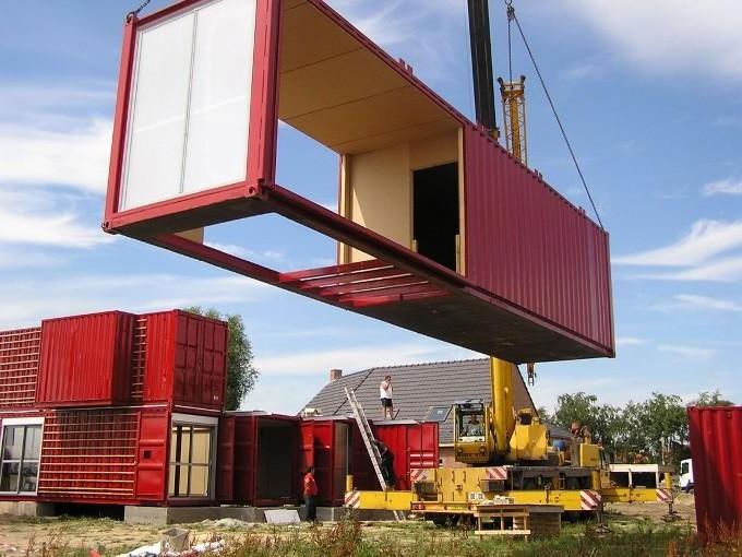 Скільки коштує будинок з контейнера?