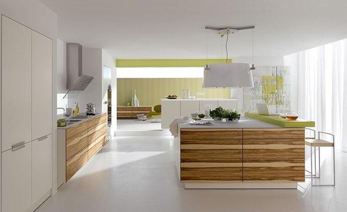 біла кухня фото