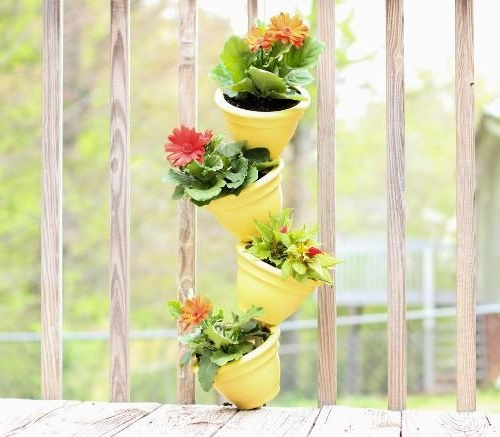 вертикальний сад своїми руками